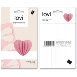 COEUR LOVI ROSE GM